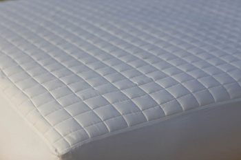 coyuchi organic cotton mattress pad